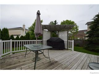 Photo 16: 44 Foxwarren Drive in Winnipeg: Maples / Tyndall Park Residential for sale (North West Winnipeg)  : MLS®# 1615748