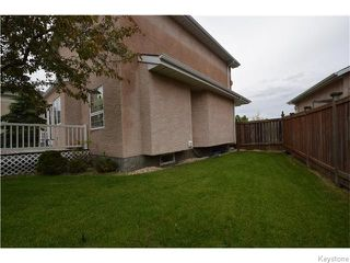 Photo 20: 44 Foxwarren Drive in Winnipeg: Maples / Tyndall Park Residential for sale (North West Winnipeg)  : MLS®# 1615748