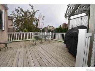 Photo 15: 44 Foxwarren Drive in Winnipeg: Maples / Tyndall Park Residential for sale (North West Winnipeg)  : MLS®# 1615748