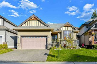 Main Photo: 8441 BRADSHAW Place in Chilliwack: Eastern Hillsides House for sale : MLS®# R2116293