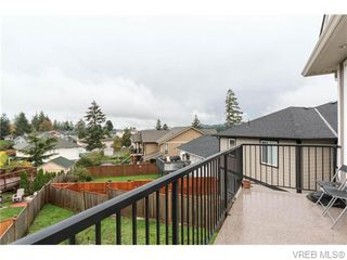 Photo 11: 2437 Prospector Way in VICTORIA: La Florence Lake Single Family Detached for sale (Langford)  : MLS®# 745602