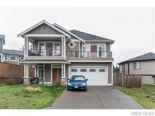 Photo 1: 2437 Prospector Way in VICTORIA: La Florence Lake Single Family Detached for sale (Langford)  : MLS®# 745602