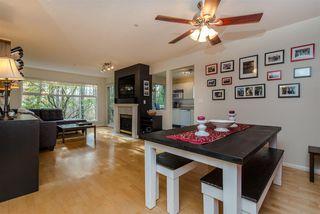 "Photo 1: 218 2678 DIXON Street in Port Coquitlam: Central Pt Coquitlam Condo for sale in ""SPRINGDALE"" : MLS®# R2123257"
