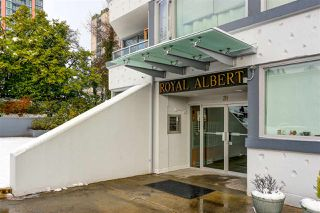"Photo 2: 404 31 ELLIOT Street in New Westminster: Downtown NW Condo for sale in ""ROYAL ALBERT TOWERS"" : MLS®# R2128522"
