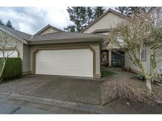 "Photo 1: 110 15988 83 Avenue in Surrey: Fleetwood Tynehead Townhouse for sale in ""Glenridge Estates"" : MLS®# R2157228"