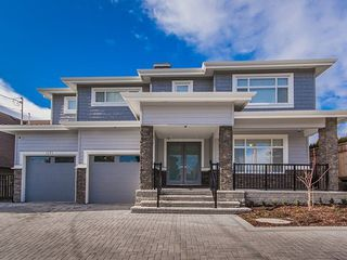 Photo 1: 1171 STAYTE Road in South Surrey White Rock: Home for sale : MLS®# F1404021