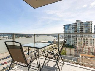 Photo 14: 1112 668 COLUMBIA STREET in New Westminster: Quay Condo for sale : MLS®# R2176740