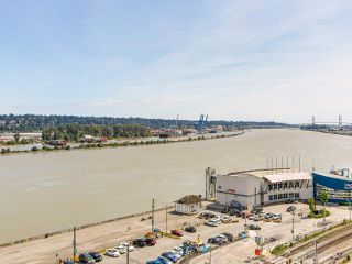 Photo 15: 1112 668 COLUMBIA STREET in New Westminster: Quay Condo for sale : MLS®# R2176740