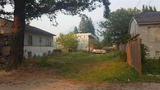 Photo 1: 983 FRASER Avenue in Hope: Hope Center Land for sale : MLS®# R2196157
