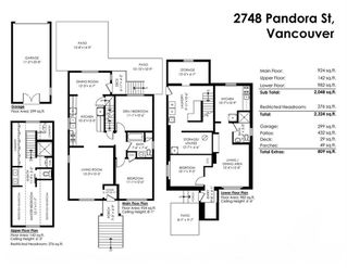 Photo 20: 2748 PANDORA Street in Vancouver: Hastings East House for sale (Vancouver East)  : MLS®# R2202452