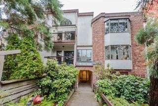 Main Photo: 102 1775 W 10TH Avenue in Vancouver: Fairview VW Condo for sale (Vancouver West)  : MLS®# R2225196