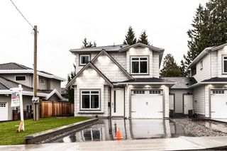 Photo 1: 5550 HALLEY Avenue in Burnaby: Central Park BS 1/2 Duplex for sale (Burnaby South)  : MLS®# R2234357