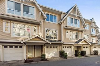 "Photo 1: 22 6450 199 Street in Langley: Willoughby Heights Townhouse for sale in ""Logan's Landing"" : MLS®# R2237844"