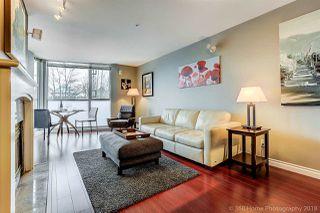 "Photo 3: 209 8420 JELLICOE Street in Vancouver: Fraserview VE Condo for sale in ""BOARDWALK"" (Vancouver East)  : MLS®# R2246655"