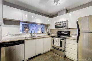 "Photo 9: 209 8420 JELLICOE Street in Vancouver: Fraserview VE Condo for sale in ""BOARDWALK"" (Vancouver East)  : MLS®# R2246655"