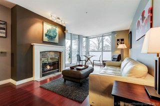 "Photo 1: 209 8420 JELLICOE Street in Vancouver: Fraserview VE Condo for sale in ""BOARDWALK"" (Vancouver East)  : MLS®# R2246655"
