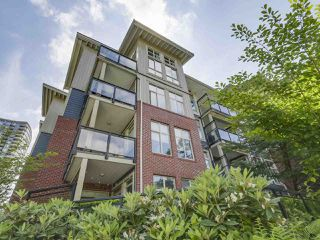 Photo 1: 310 101 MORRISSEY Road in Port Moody: Port Moody Centre Condo for sale : MLS®# R2272891