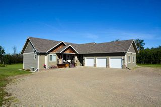 Photo 1: 7263 OLD FORT Road in Fort St. John: Fort St. John - Rural W 100th House for sale (Fort St. John (Zone 60))  : MLS®# R2277421