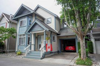 "Photo 1: 13 4771 GARRY Street in Richmond: Steveston South Townhouse for sale in ""Garry Corner"" : MLS®# R2284613"
