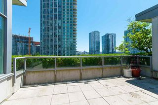 "Photo 7: 802 1018 CAMBIE Street in Vancouver: Yaletown Condo for sale in ""YALETOWN LIMITED EDITION"" (Vancouver West)  : MLS®# R2290923"