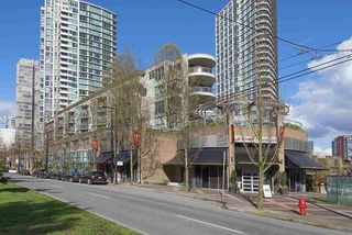 "Photo 1: 802 1018 CAMBIE Street in Vancouver: Yaletown Condo for sale in ""YALETOWN LIMITED EDITION"" (Vancouver West)  : MLS®# R2290923"