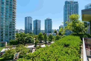 "Photo 10: 802 1018 CAMBIE Street in Vancouver: Yaletown Condo for sale in ""YALETOWN LIMITED EDITION"" (Vancouver West)  : MLS®# R2290923"
