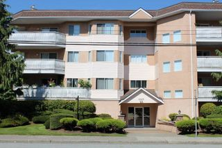 "Photo 1: 211 8985 MARY Street in Chilliwack: Chilliwack W Young-Well Condo for sale in ""Carrington Court"" : MLS®# R2291388"