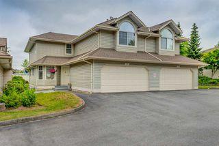 "Photo 1: 2 11485 227 Street in Maple Ridge: East Central Townhouse for sale in ""Poolside Villas"" : MLS®# R2295824"