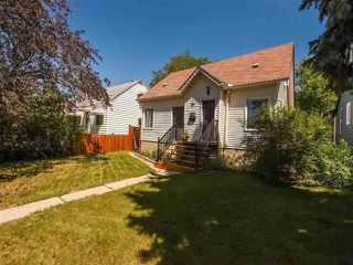 Main Photo: 11523 102 Street in Edmonton: Zone 08 House for sale : MLS®# E4130439