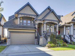 "Main Photo: 19238 FIELDSTONE Walk in Pitt Meadows: South Meadows House for sale in ""FIELDSTONE PARK"" : MLS®# R2321264"
