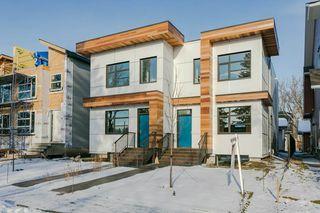 Main Photo: 11322 78 Avenue NW in Edmonton: Zone 15 House Half Duplex for sale : MLS®# E4135880