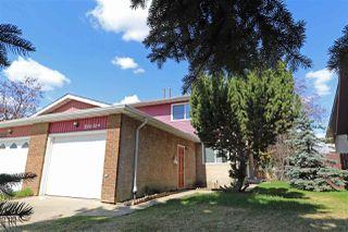 Main Photo: 5316 19 Avenue in Edmonton: Zone 29 House Half Duplex for sale : MLS®# E4144968