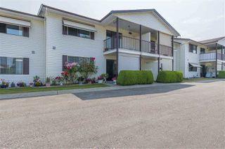 Main Photo: 42 7455 HURON Street in Sardis: Sardis West Vedder Rd Condo for sale : MLS®# R2345591