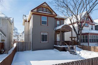 Main Photo: 250 Young Street in Winnipeg: West Broadway Residential for sale (5A)  : MLS®# 1904837