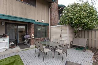 """Photo 18: 57 5850 177B Street in Surrey: Cloverdale BC Townhouse for sale in """"Dogwood Gardens"""" (Cloverdale)  : MLS®# R2350159"""