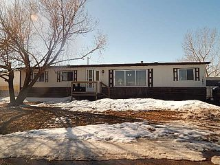 Main Photo: 4457 Park Crescent: Coronation Manufactured Home for sale : MLS®# E4148360