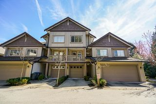 "Photo 2: 22 6238 192 Street in Surrey: Cloverdale BC Townhouse for sale in ""Bakerview Terrace"" (Cloverdale)  : MLS®# R2351464"