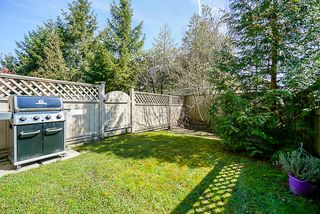 "Photo 25: 22 6238 192 Street in Surrey: Cloverdale BC Townhouse for sale in ""Bakerview Terrace"" (Cloverdale)  : MLS®# R2351464"