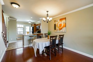 "Photo 7: 22 6238 192 Street in Surrey: Cloverdale BC Townhouse for sale in ""Bakerview Terrace"" (Cloverdale)  : MLS®# R2351464"