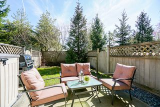 "Photo 24: 22 6238 192 Street in Surrey: Cloverdale BC Townhouse for sale in ""Bakerview Terrace"" (Cloverdale)  : MLS®# R2351464"