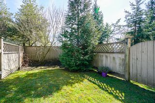 "Photo 26: 22 6238 192 Street in Surrey: Cloverdale BC Townhouse for sale in ""Bakerview Terrace"" (Cloverdale)  : MLS®# R2351464"