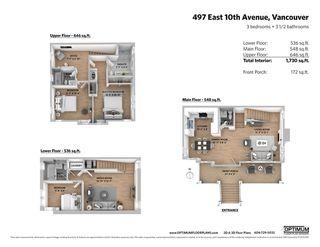 Photo 20: 497 E 10 Avenue in Vancouver: Mount Pleasant VE 1/2 Duplex for sale (Vancouver East)  : MLS®# R2360007