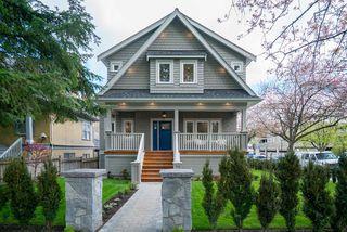 Photo 1: 497 E 10 Avenue in Vancouver: Mount Pleasant VE 1/2 Duplex for sale (Vancouver East)  : MLS®# R2360007
