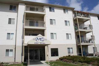 Photo 1: 301 4703 43 Avenue: Stony Plain Condo for sale : MLS®# E4154395
