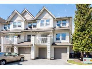 "Photo 1: 4 1260 RIVERSIDE Drive in Port Coquitlam: Riverwood Townhouse for sale in ""NORTHVIEW PLACE"" : MLS®# R2367888"