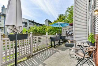 "Photo 18: 12 232 TENTH Street in New Westminster: Uptown NW Townhouse for sale in ""Cobblestone Walk"" : MLS®# R2369049"