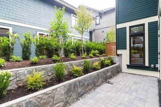 "Photo 18: 3183 ALBERTA Street in Vancouver: Mount Pleasant VW Townhouse for sale in ""CRAFTSMAN COLLECTION I"" (Vancouver West)  : MLS®# R2373797"