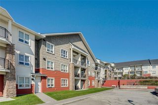 Photo 1: 451 26 VAL GARDENA View SW in Calgary: Springbank Hill Apartment for sale : MLS®# C4248066