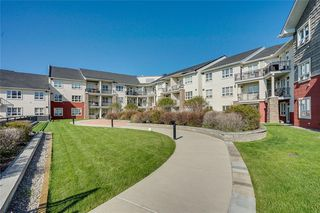 Photo 22: 451 26 VAL GARDENA View SW in Calgary: Springbank Hill Apartment for sale : MLS®# C4248066