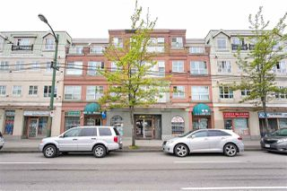"""Main Photo: W307 488 KINGSWAY in Vancouver: Mount Pleasant VE Condo for sale in """"Harvard Place"""" (Vancouver East)  : MLS®# R2375558"""